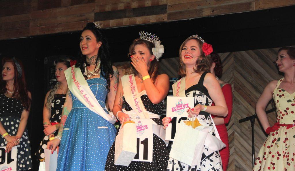 foto a pinup szépségversenyről 2016