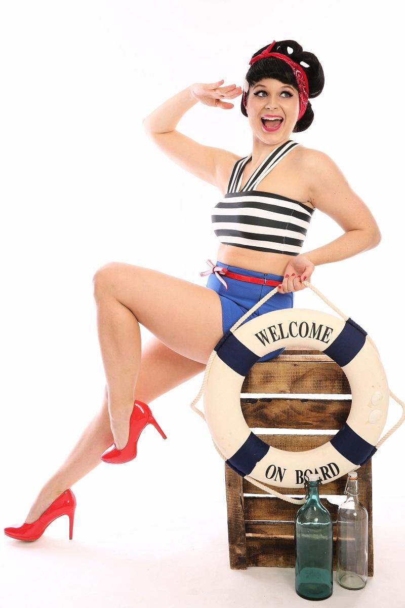 Miss Pinup 2017 Nina