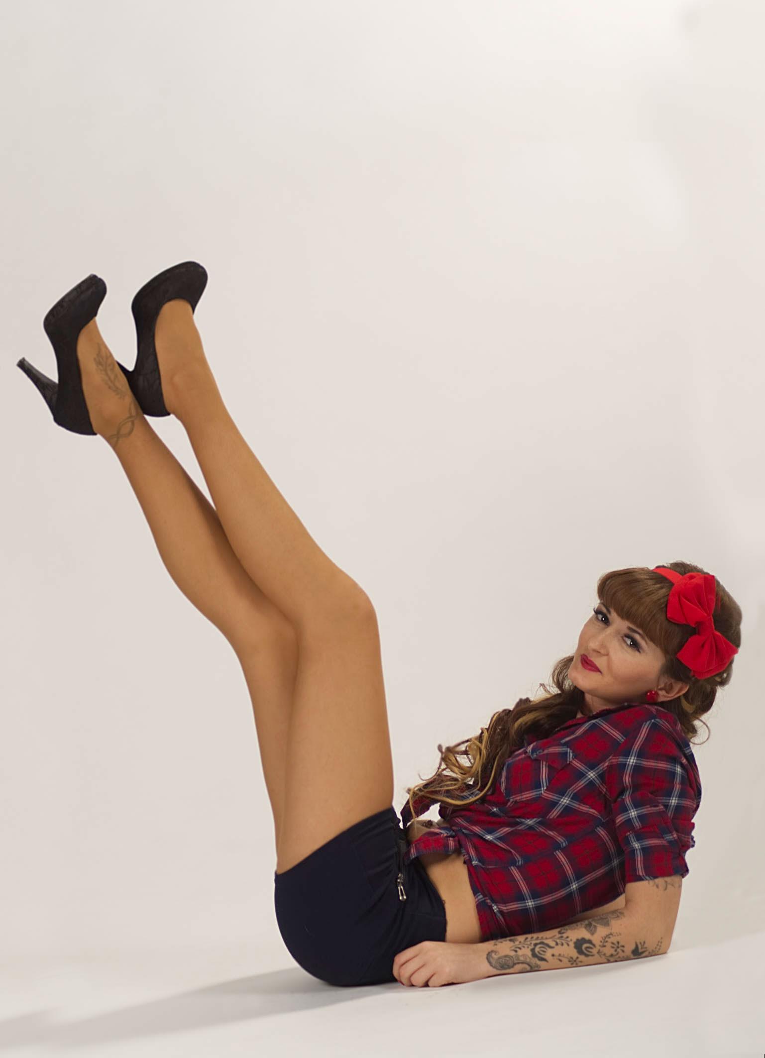 Miss Pinup Hungary 2017 Lovass Icu
