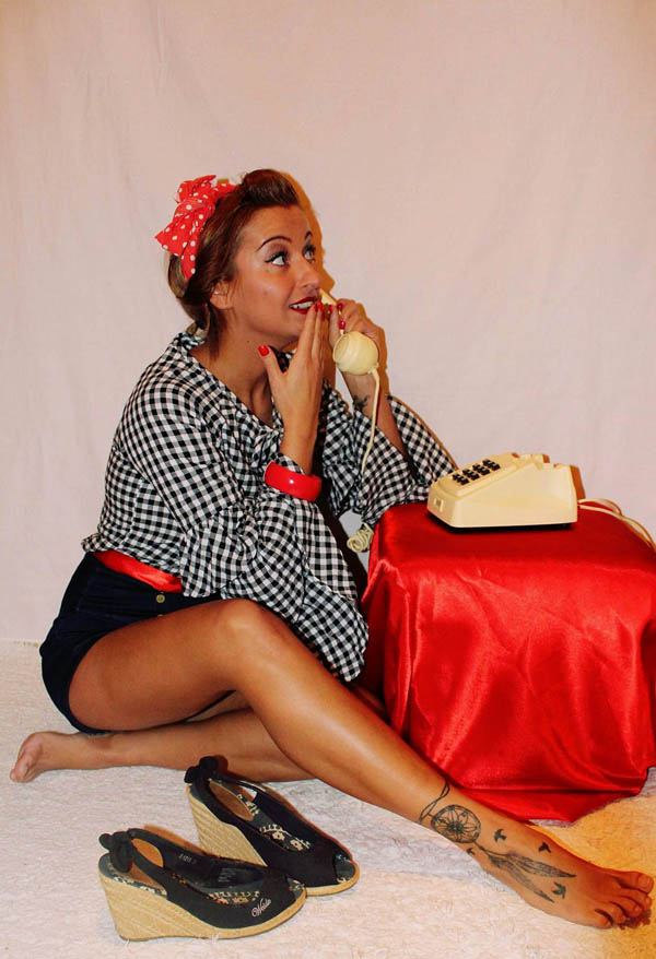 Ninetta   Miss PinUp Hungary 2018 post picture 4