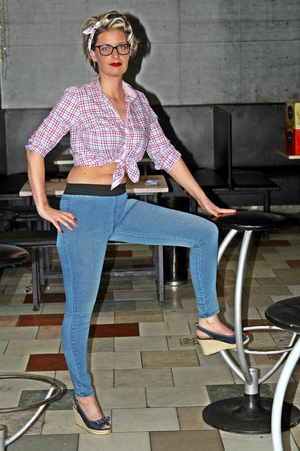 Trixi Miss PinUp Hungary