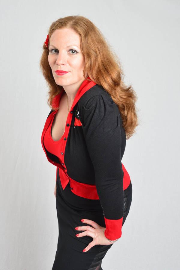 Veronika 2018 Miss PinUp 2